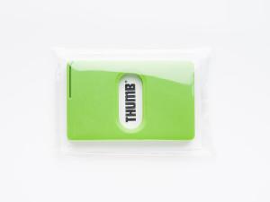 runius-design-thumb-korthållare-grön